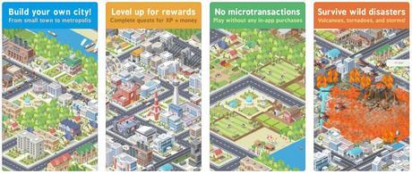 Jeu du jour : Pocket City (iPhone & iPad – 4,49€)