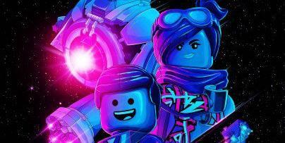 Nouvelle affiche US pour La Grande Aventure Lego 2 de Mike Mitchell