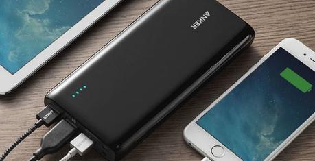 Les meilleures batteries externes à utiliser