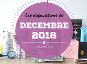 disparitions Décembre 2018