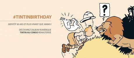 Tintin a 90 ans aujourd'hui 10 janvier 2019