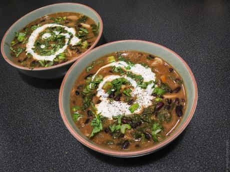 Multi-influences – Bean Soup