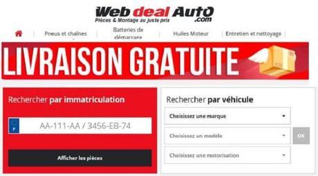 Achetez vos pièces de voitures sur le site webdealauto.com et vous économiserez votre argent !