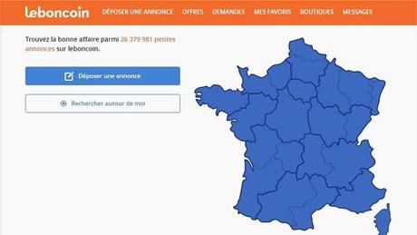 Achetez vos pièces de voiture sur le site leboncoin.fr et vous y gagnerez !