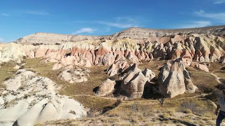 Des böreks (beureks) aux épinards  en Cappadoce 2/2