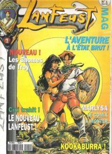 Psikopat, Lanfeust Mag, la fin d'une aventure