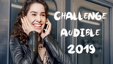 Challenge  Audible 2019 #ChallengeAudible