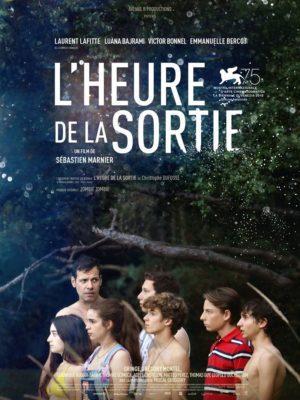 L'Heure de la Sortie (2019) de Sébastien Marnier