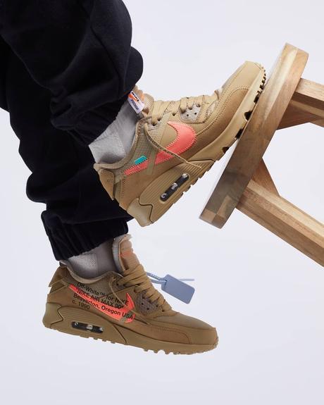 Off White Nike Air Max 90