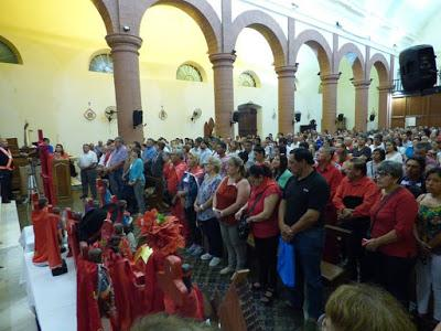 Grande affluence au sanctuaire du Gauchito Gil [Coutumes]