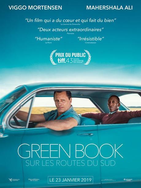 [CONCOURS] : Gagnez vos places pour aller voir Green Book - Sur Les Routes du Sud !