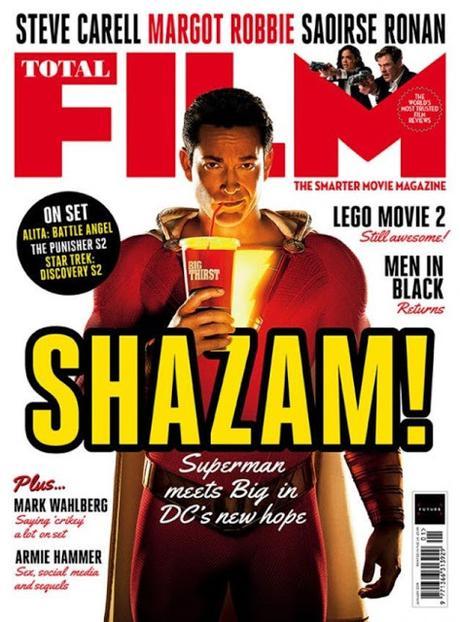 Nouvelles images officielles pour Shazam de David F. Sandberg