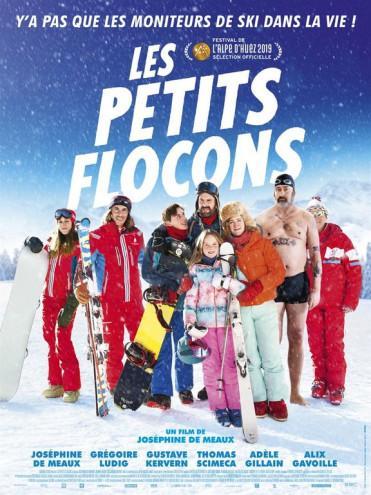 Les infos sur « Les petits flocons » le film de Joséphine de Meaux