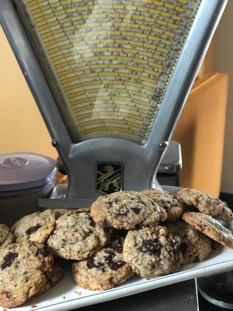 Cookies aux noix de pécan et au chocolat