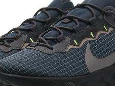 Nike React Element Navy Anthracite date sortie
