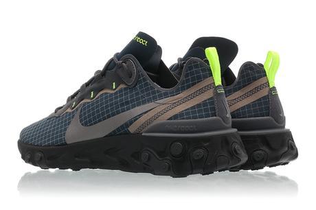 Nike React Element 55 Navy Anthracite date de sortie