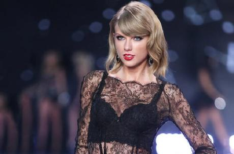 La sixième chanteuse la mieux payée en 2018: Taylor Swift !