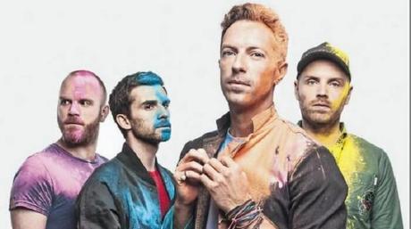 Le deuxième groupe de musique le mieux payé en 2018 : Coldplay !
