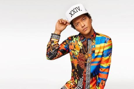 Bruno Mars: Le quatrième chanteur le mieux payé en 2018 !
