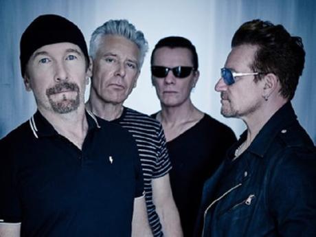 U2, le groupe de musique le mieux payé en 2018 !