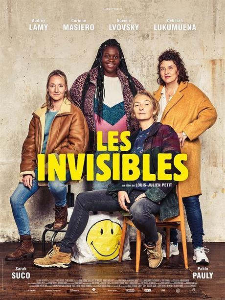 Les Invisibles : Affiche