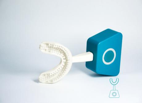 CES2019 : Une brosse à dents innovante.
