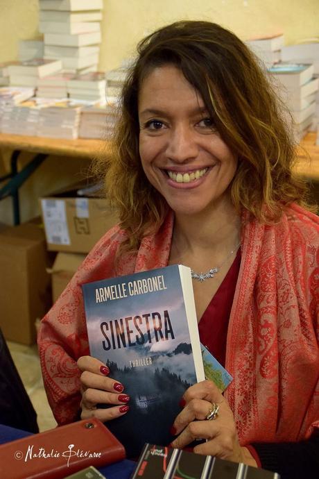 Sinestra, Armelle Carbonel, édité chez Ring