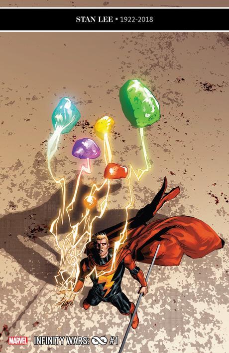 Infinity Wars: Infinity #1
