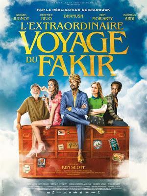 L'Extraordinaire Voyage du Fakir (2018) de Ken Scott
