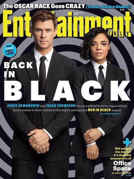 Nouvelles images  pour Men in Black : International de F. Gary Gray