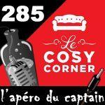 L'apéro du Captain #285 : Le booby christmas du cosy corner