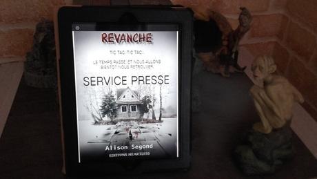 Revanche (Alison Segond)