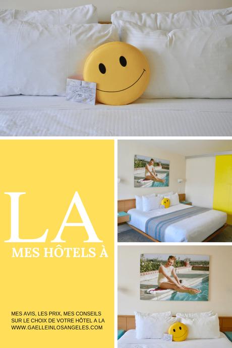 Mes hôtels à Los Angeles (2018)
