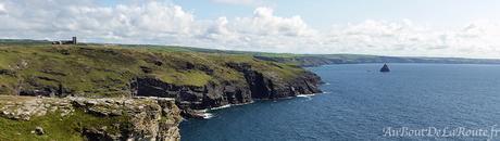 La côte sauvage du Nord de la Cornouailles