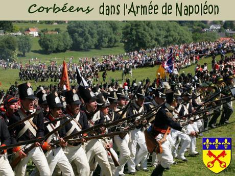 [Corbie ] Ces Corbéens dans les armées de Napoléon de DEBRAY à DUTILLOY