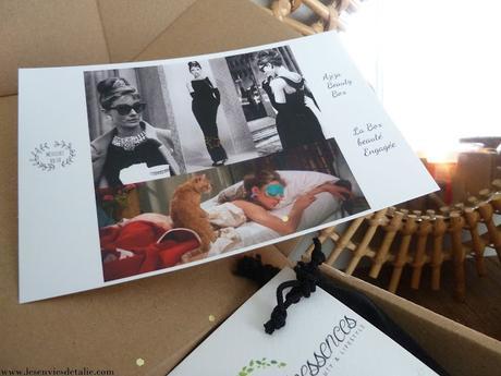 Aziza Beauty Box décembre / janvier : encore une édition riche en découverte