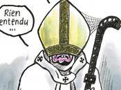 Caricature Cardinal Barbarin