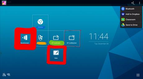 Plein de nouveautés pour les écrans tactiles collaboratifs Vivitek NovoTouch