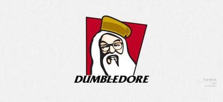 Quand un amoureux d'Harry Potter détourne les logos des marques connues