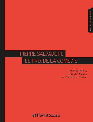 Pierre Salvador, le prix de la comédie - Nicolas Tellop, Quentin Mével et Dominique Toulat
