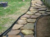 idées pour décorer avec pierres l'entrée patio votre maison