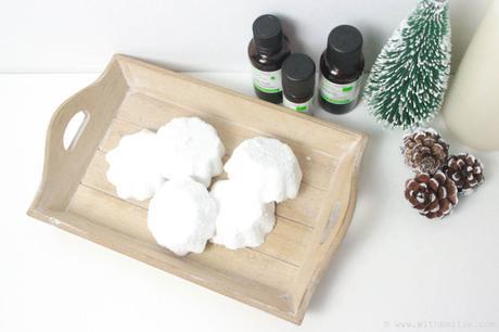Fondants de douche faits maison | L'aromathérapie facile
