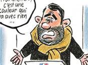 Caricature Christophe Castaner