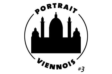 Portrait viennois #3 - Garance