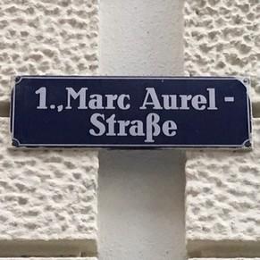 vienne marc-aurel-strasse