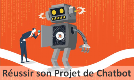 Projet de Chatbot : le guide de A à Z pour créer son premier chatbot