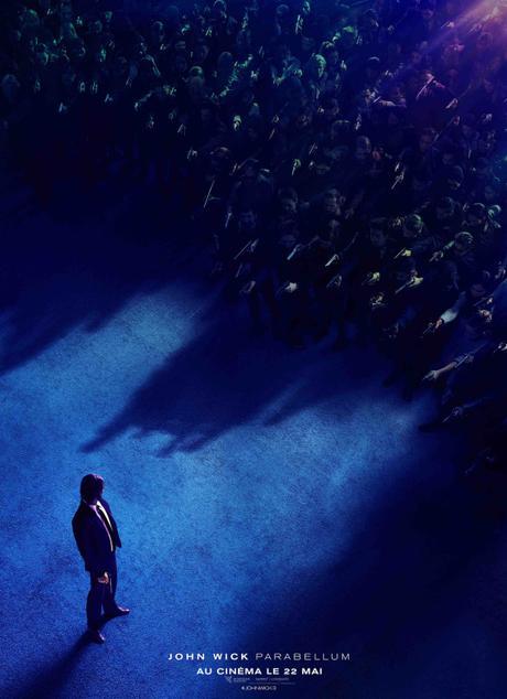 John Wick-Parabellum: la bande annonce