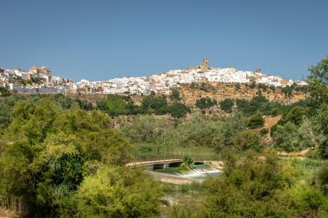 le village blanc d'Arcos de la Frontera