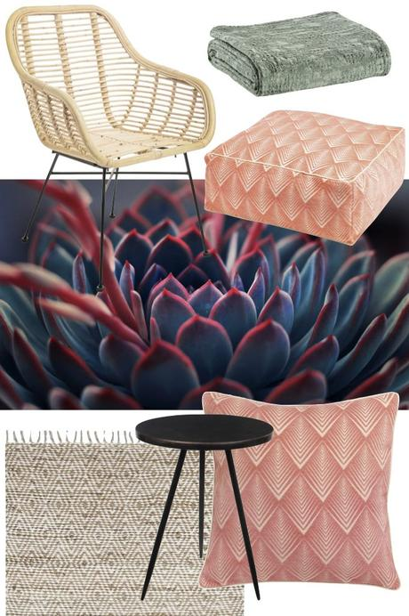 la nature inspire la déco collection - blog clem around the corner