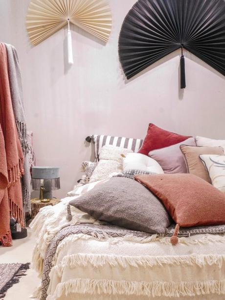 maison et objet janvier 2019 millenial pink blush chambre - blog déco - clem around the corner